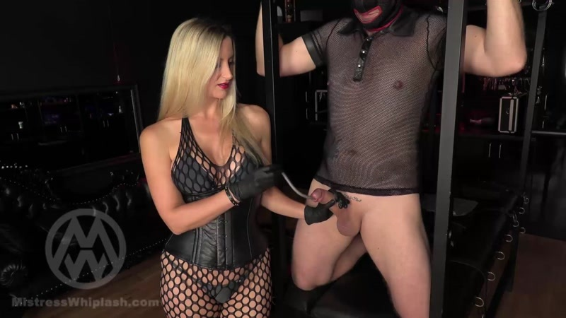 Mistress Nikki Whiplash starring in video (Sounding: Let)s stuff your cock) - Watch XXX Online [FullHD 1080P]
