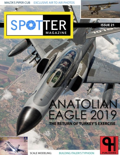 Spotter Magazine - Issue 21 (2020)