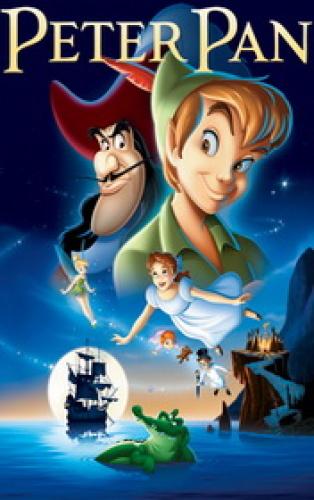 Peter Pan J M Barrie