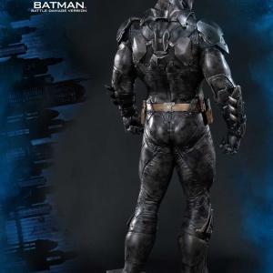 Batman : Arkham Knight - Batman Battle damage Vers. Statue (Prime 1 Studio) JfQa4OgW_t