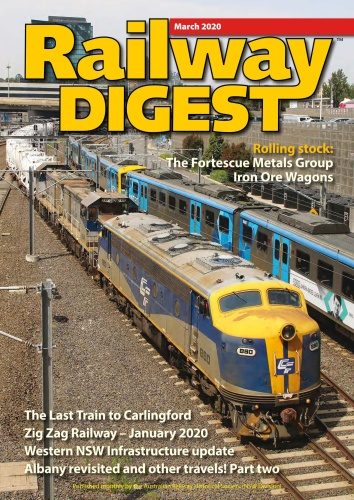 Railway Digest - March (2020)