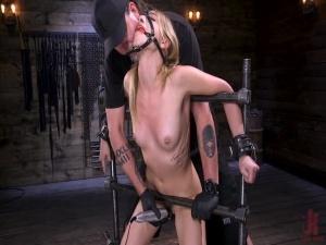 Kristen Scott - Beauty and The Beast Kristen Scott vs The Pope - BDSM, Punishment, Bondage