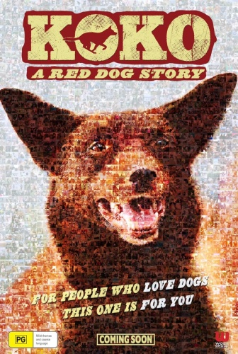 Koko A Red Dog Story 2019 HDRip XviD AC3-EVO