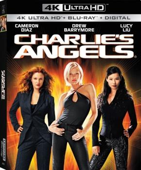 Charlie's Angels (2000) Full Blu-Ray 4K 2160p UHD HDR 10Bits HEVC ITA DD 5.1 ENG Atmos/TrueHD 7.1 MULTI