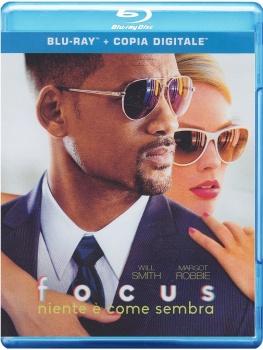 Focus - Niente è come sembra (2015) Full Blu-Ray 31Gb AVC ITA SPA DD 5.1 ENG GER DTS-HD MA 7.1
