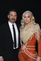 Iggy Azalea - Jimmy Kimmel Live: April 4th 2019