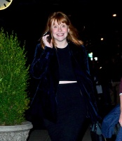 Bryce Dallas Howard - out and about in NYC 4/4/19