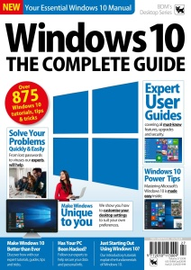 Windows 10 The Complete Guide November (2019)