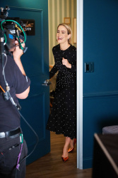Sarah Paulson - The Late Late Show with James Corden: June 7th 2018