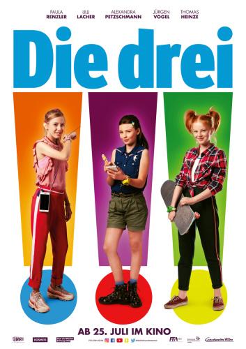 Die Drei !!! (2019) BluRay 1080p YIFY