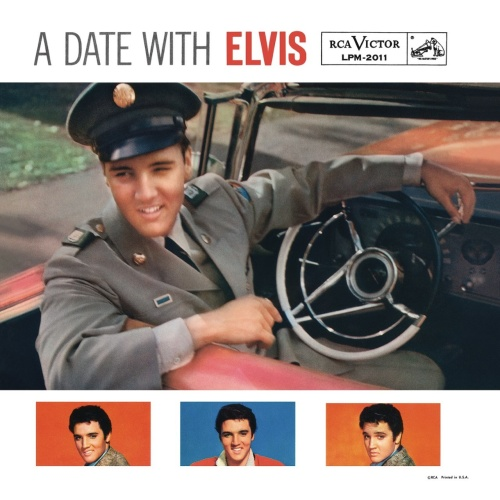 Elvis Presley   A Date With Elvis (Mono ) (2020)