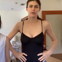 Alexandra Daddario - Alex's closet 27/5/2020