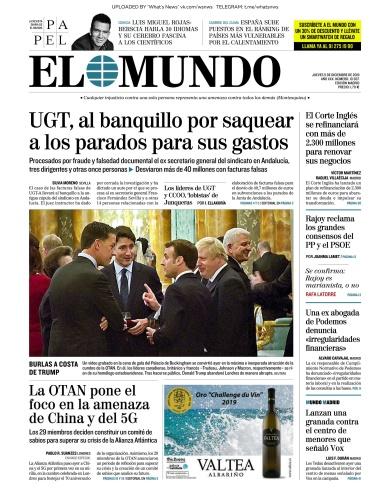 El Mundo - 05 12 (2019)