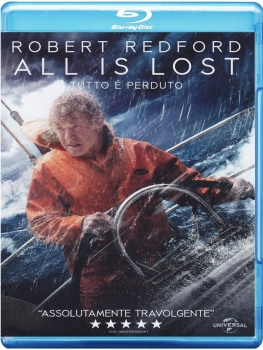 All Is Lost - Tutto è perduto (2013) Full Blu-Ray 34Gb AVC ITA DTS 5.1 ENG DTS-HD MA 5.1 MULTI