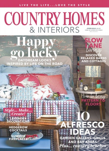 Country Homes & & Interiors - June (2018)