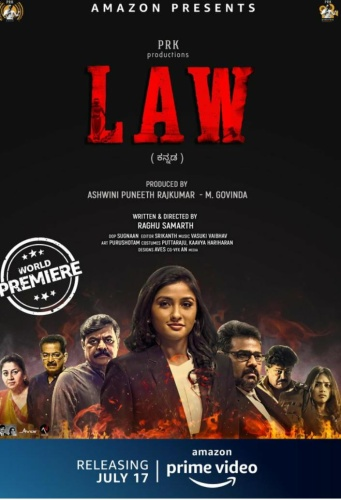LAW (2020) Kannada 720p HDRip x264 DD5 1 ESub-BWT Exclusive