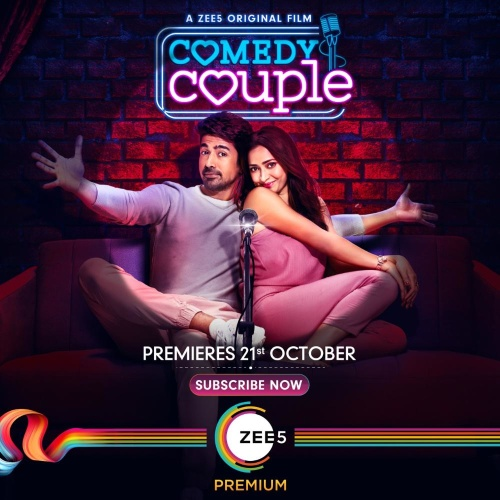 Comedy Couple (2020) 1080p WEB-DL x264 AAC ESubs-Team DUS Exclusive