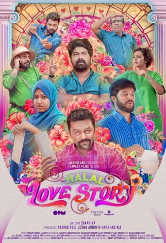 Halal Love Story (2020) Malayalam 1080p WEB-DL AVC DD5 1 ESub-BWT Exclusive