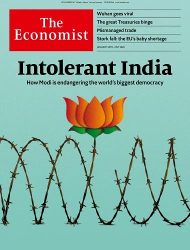 The Economist 25Jan(2020)