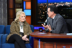 Candice Bergen - The Late Show with Stephen Colbert: September 26th 2018