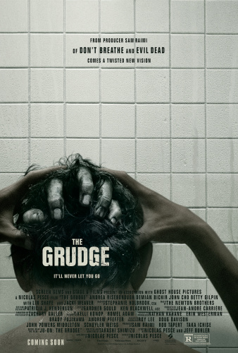 The Grudge (2020) English 720p HDCAM x264 AAC 700MB Bongrockers