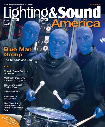 Lighting & Sound America - January (2020)