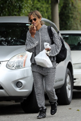 Halle Berry - Leaving the gym in Los Angeles 06/13/2019