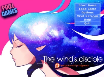 The Wind's Disciple [PiXel Games] Adult Sex Games