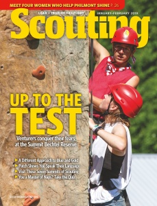 Scouting - January-February (2019)