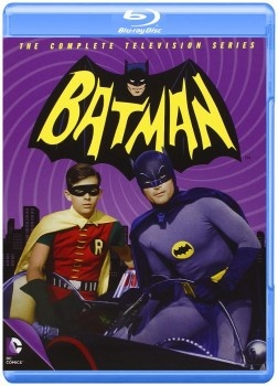 Batman - Stagione 3 (1968) [4-Blu-Ray] Full Blu-Ray 85Gb AVC ITA ENG GER DD 1.0
