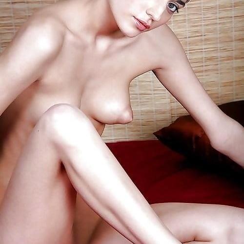 Spectacular natural tits