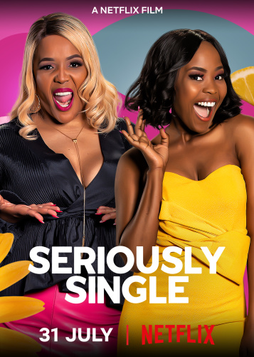 Seriously Single 2020 HDRip XviD AC3-EVO