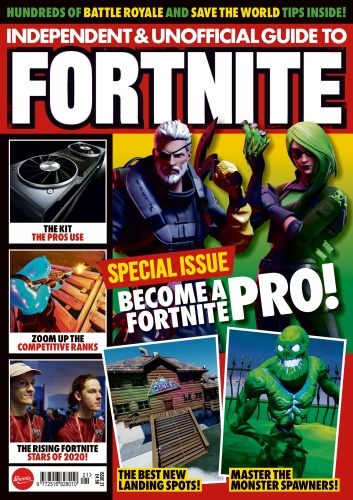 Independent and Unofficial Guide to Fortnite - Issue 21 - January (2020)