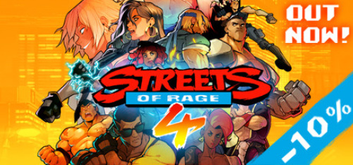 Streets of Rage 4 (2020) SpaceX