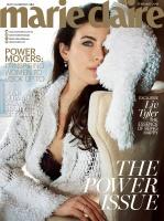 Liv Tyler -                  Marie Claire Magazine February 2018.
