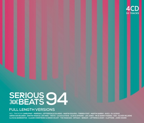 Serious Beats 94 (4CD) (2020)