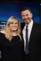 Rebel Wilson - Jimmy Kimmel Live: May 8th 2019
