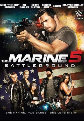 The Marine 5 - Battleground (2017) 720p BluRay x264 ESubs [Dual Audio][Hindi+English]