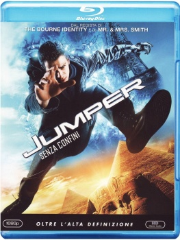 Jumper - Senza confini (2008) Full Blu-Ray 39Gb AVC ITA SPA DTS 5.1 ENG DTS-HD MA 5.1