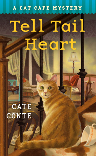 The Tell Tail Heart   Cate Conte