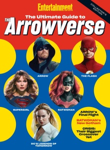 Entertainment Weekly The Ultimate Guide to Arrowverse (2019)