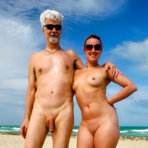 Naked couples in public tumblr