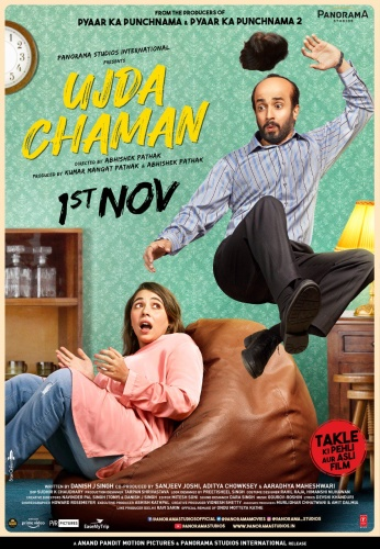 Ujda Chaman (2019) Hindi 720p AMZN WEBRip AAC 5 1 x264 -