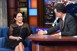 Patricia Heaton - The Late Show with Stephen Colbert: September 27th 2019