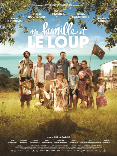 Ma Famille Et Le Loup 2019 FRENCH 1080p WebRip DDP5 1 HEVC-DDR