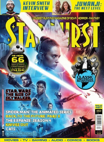 Starburst - December (2019)