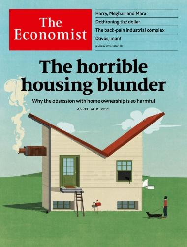 The Economist - 01 18 (2020)