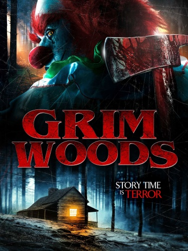Grim Woods 2019 720p AMZN WEBRip DDP2 0 x264-iKA