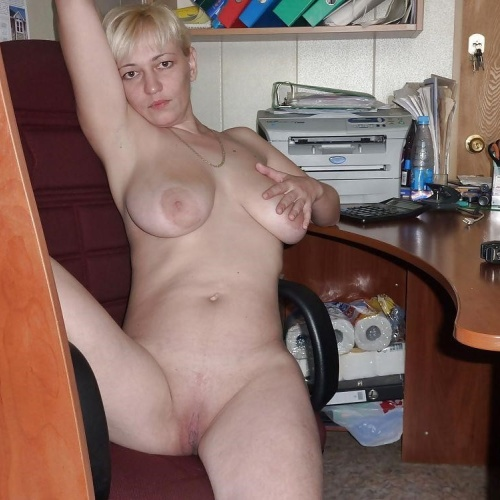 Amateur mature with big tits
