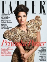 Priyanka Chopra -       Tatler Magazine (UK) May 2020.